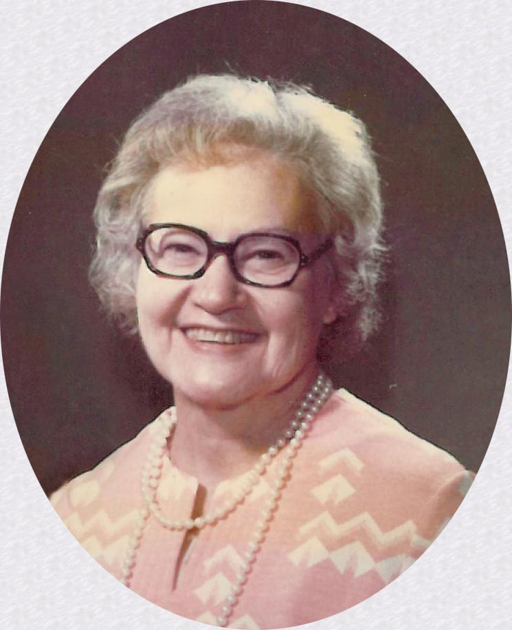 Mrs. Allan A. MacRae